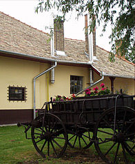 The Madaras Pálinka distillery
